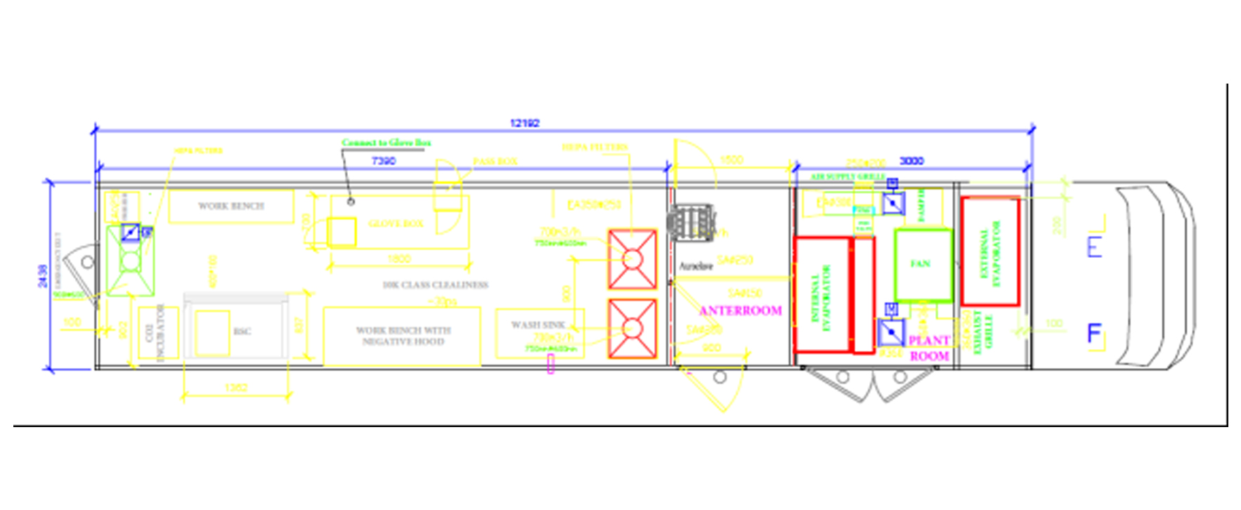 Mobile Bsl3  2 Laboratory  U2013 Techcompindia